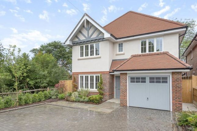 Thumbnail Detached house for sale in Oaklands, Fern Acre Gardens, Jackets Lane, Northwood