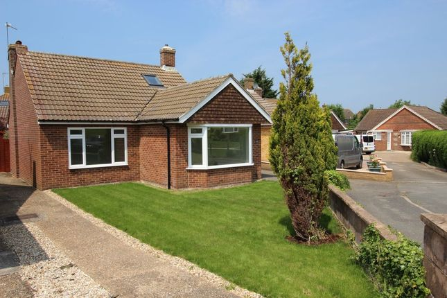 Thumbnail Bungalow for sale in The Millrace, Polegate