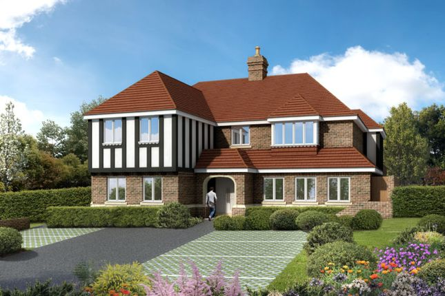 Thumbnail Flat for sale in Cena House, Park Road, Kenley
