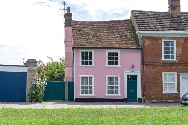 Thumbnail Semi-detached house for sale in Hall Street, Long Melford, Sudbury, Suffolk