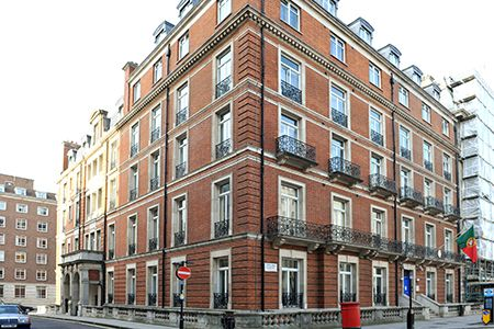 Thumbnail Office to let in Portland Place, Marylebone