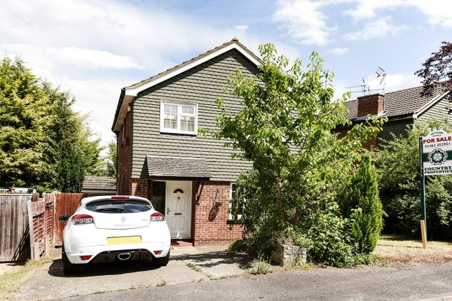 Thumbnail Detached house to rent in Browning Drive, Hitchin