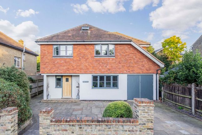 Thumbnail Detached house for sale in Lindsay Road, Hampton Hill, Hampton