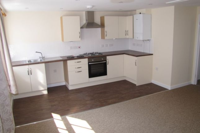 Thumbnail Flat to rent in High Street, Fareham