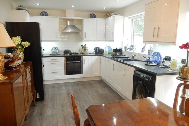 Thumbnail Semi-detached house for sale in Stripe Road, New Rossington, Doncaster