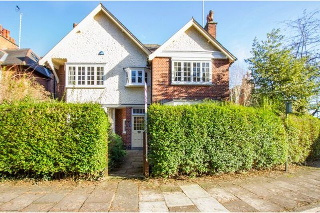 Thumbnail Detached house for sale in Western Park Road, Leicester