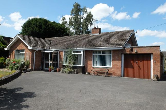 Thumbnail Bungalow for sale in Rosehill, 70 New Road, Bromyard, Herefordshire