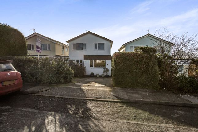 Thumbnail Link-detached house for sale in Fairways View, Talbot Green, Pontyclun