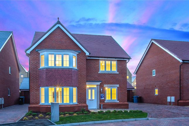 Thumbnail Detached house for sale in Plot 70 The Dorchester Ribbans Park, Foxhall Road, Ipswich, Suffolk