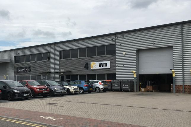Thumbnail Industrial to let in Unit 4 - J4, Doman Road, Camberley