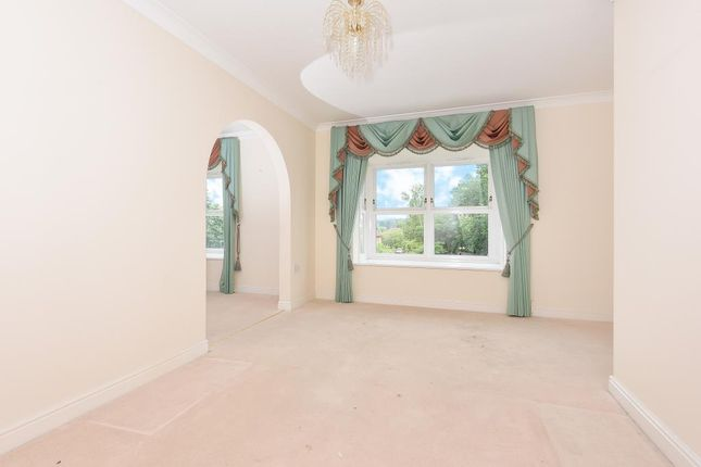 Thumbnail Flat to rent in London Road, Sunningdale