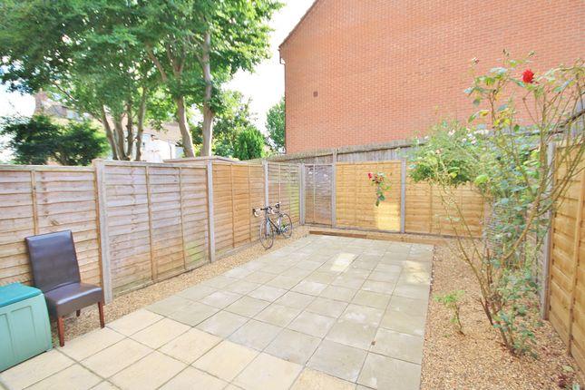 Garden of Cremorne Lane, Norwich NR1