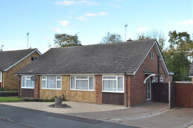 Thumbnail Semi-detached bungalow for sale in The Glebe, Watford