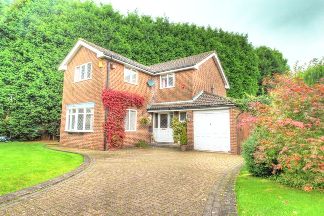 Thumbnail Detached house for sale in Muirfield Close, Heywood