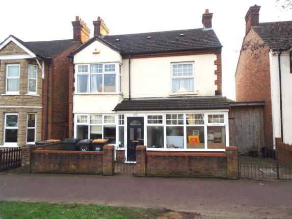 Thumbnail Detached house for sale in Harrowden Road, Bedford, Bedfordshire