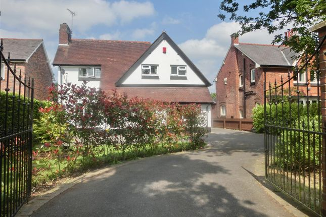 Thumbnail Detached house for sale in Blackwood, Coalville, Leicestersyire