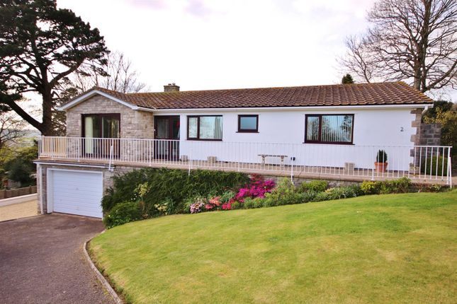 Thumbnail Detached bungalow for sale in Timber Hill, Lyme Regis
