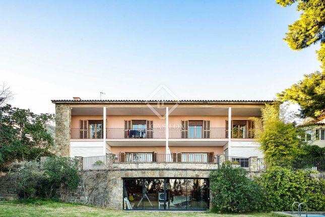 Thumbnail Villa for sale in Spain, Barcelona, Barcelona City, Pedralbes, Bcn16287