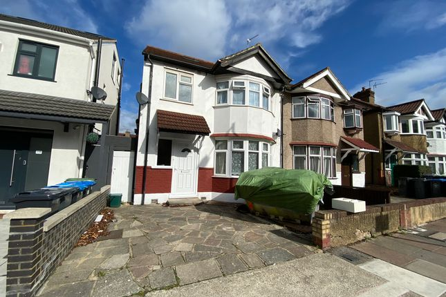 Thumbnail Semi-detached house to rent in Burnley Road, London