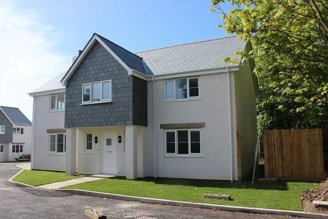 Thumbnail Detached house for sale in Duporth Farm Close, St. Austell
