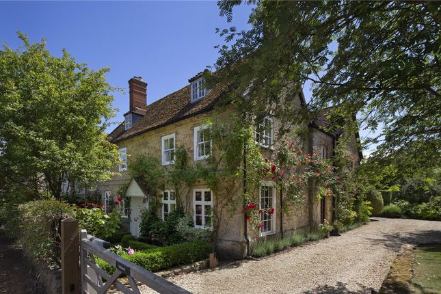 Thumbnail Detached house for sale in Rectory Road, Great Haseley, Oxford