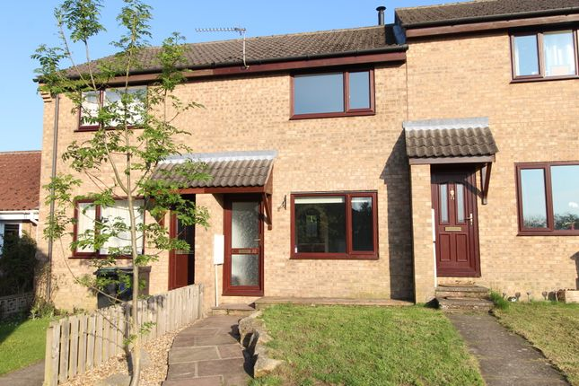 Thumbnail Terraced house for sale in Wheatfields, Rickinghall, Diss