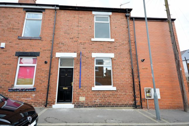 Thumbnail End terrace house to rent in James Street, Bishop Auckland