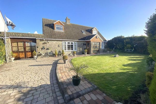 Thumbnail Detached bungalow for sale in Portfield Gate, Haverfordwest
