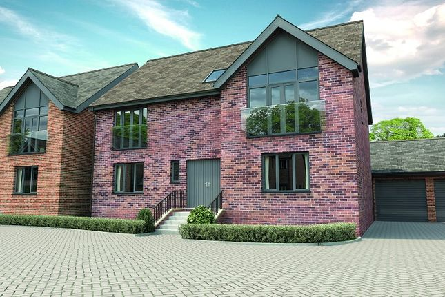 Thumbnail Detached house for sale in Hampton, Friday Lane, Barston, Solihull