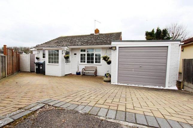 Thumbnail Bungalow for sale in The Freedown, St Margarets Bay