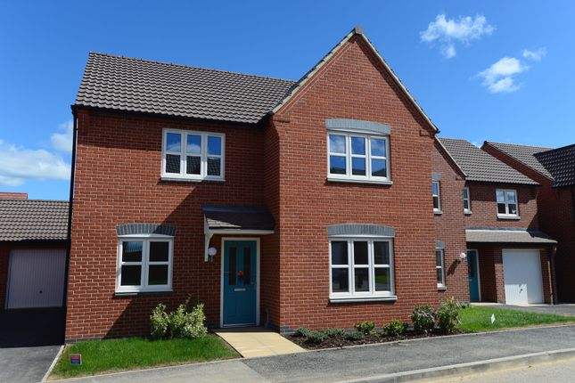 Thumbnail Detached house for sale in Infinity Park Way, Chellaston