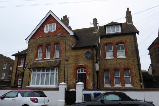 Thumbnail Flat to rent in Truro Road, Ramsgate