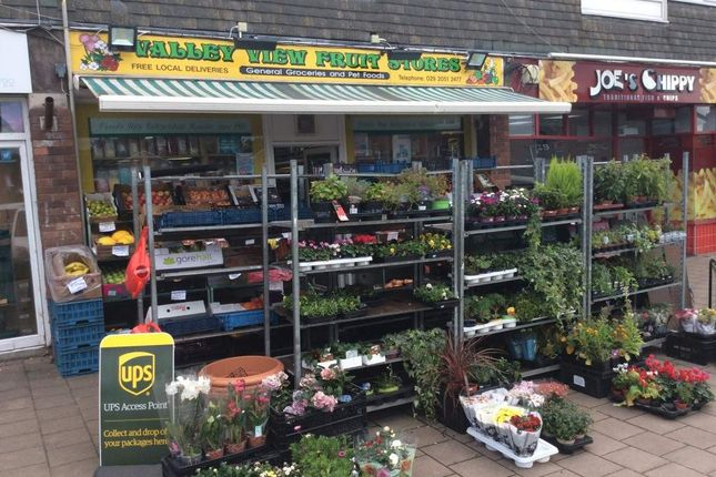 Thumbnail Retail premises for sale in The Parade, Castle Drive, Dinas Powys