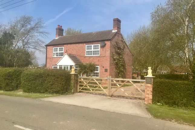Thumbnail Detached house for sale in Sea Road, Anderby, Skegness, Lincolnshire