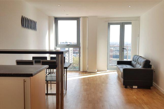 Thumbnail Flat to rent in Faroe, City Island, Gotts Road, Leeds