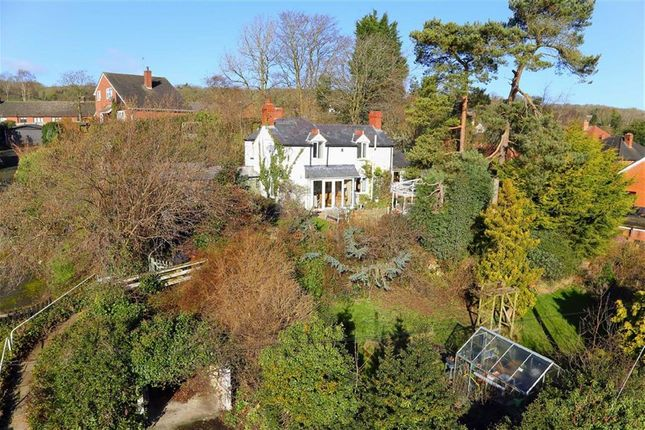Thumbnail Cottage for sale in Smelthouse Lane, Pant, Oswestry
