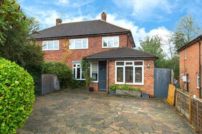 Semi-detached house for sale in Quarrendon Road, Amersham
