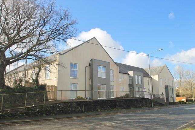 Thumbnail Flat for sale in Janeva Court, Saltash, Cornwall