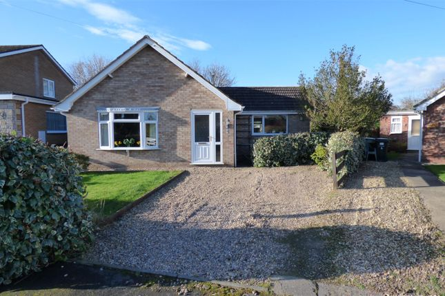 3 bed detached bungalow for sale in Almond Crescent, Louth