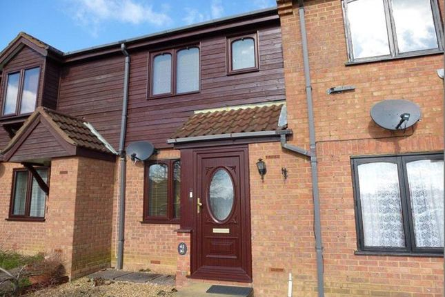 Thumbnail Terraced house to rent in Kinross Drive, Bletchley, Milton Keynes