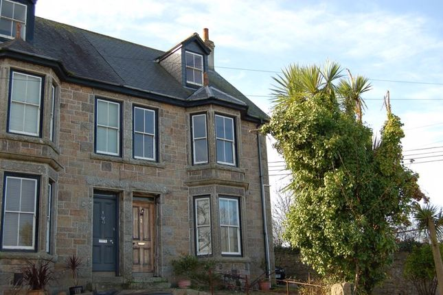 Thumbnail Semi-detached house for sale in Tyringham Road, Lelant, St. Ives
