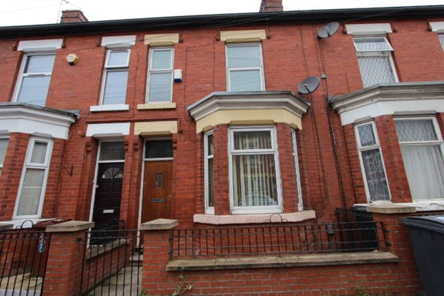 Thumbnail Terraced house to rent in Chatsworth Road, Gorton, Manchester