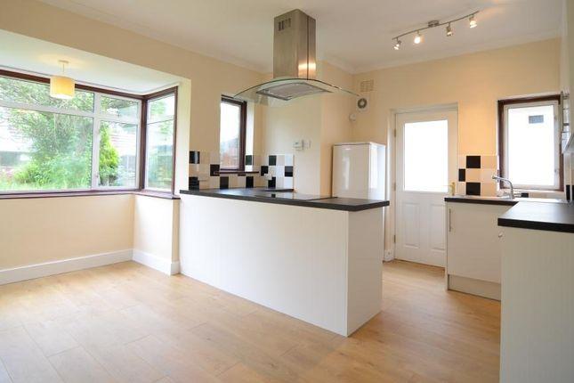 Thumbnail Bungalow to rent in Ashley Road, Farnborough
