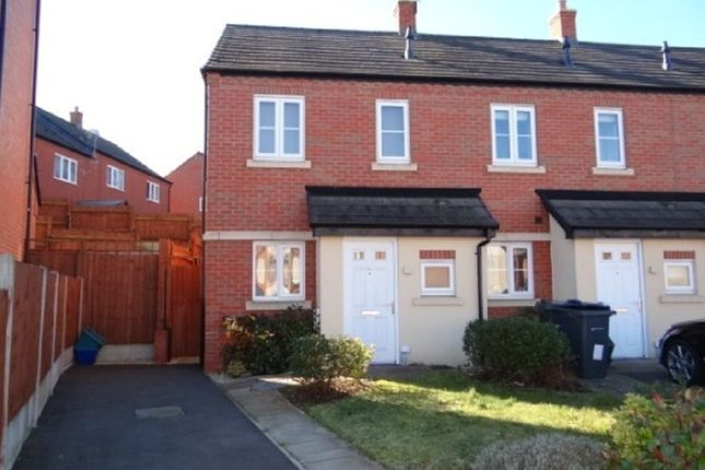 Thumbnail End terrace house to rent in Springbank Road, Edgbaston, Birmingham