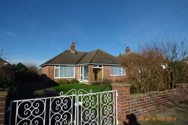 Thumbnail Detached bungalow to rent in Belmont Gardens, Lowestoft