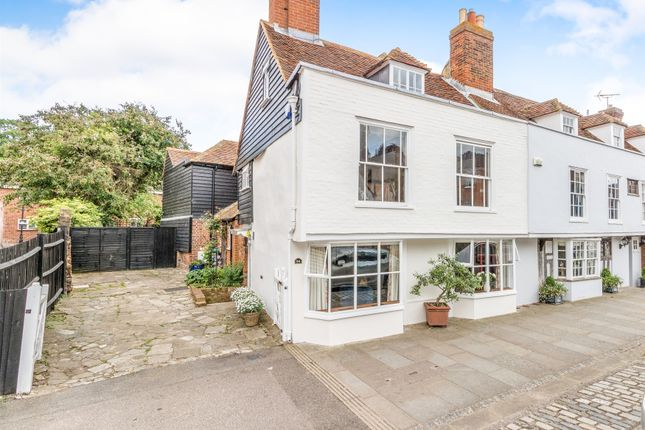 Thumbnail End terrace house for sale in Abbey Street, Faversham