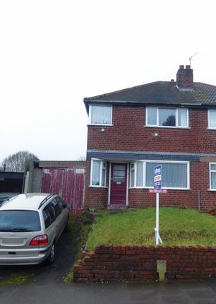 Thumbnail Semi-detached house for sale in Thimblemill Road, Smethwick, West Midlands