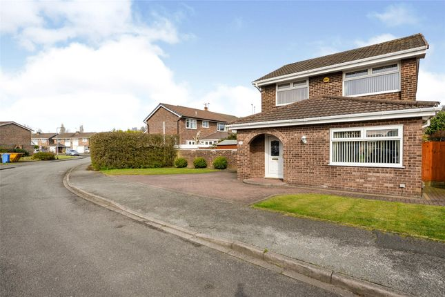 Thumbnail Detached house for sale in Cumbria Way, Liverpool