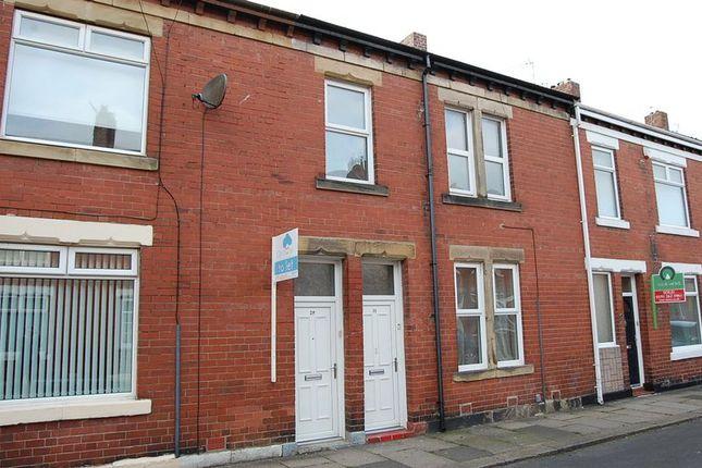 Thumbnail Flat to rent in Grey Street, Wallsend