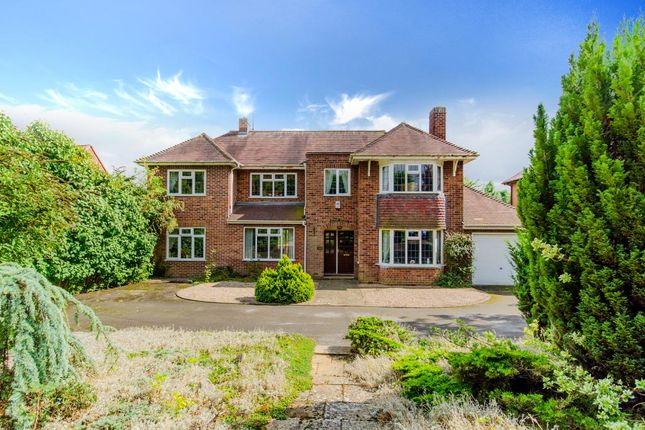 Thumbnail Detached house for sale in Manthorpe Road, Grantham, Lincs